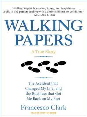 cover image of Walking Papers