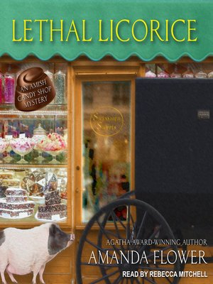 cover image of Lethal Licorice