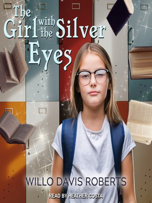 cover image of The Girl with the Silver Eyes
