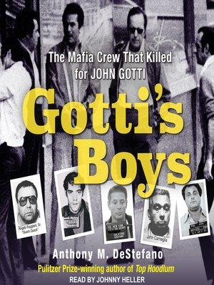 cover image of Gotti's Boys