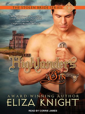 cover image of The Highlander's Sin