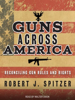 cover image of Guns across America