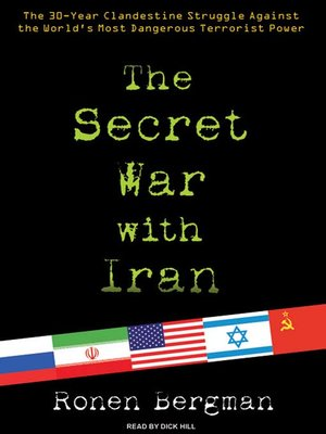 cover image of The Secret War With Iran