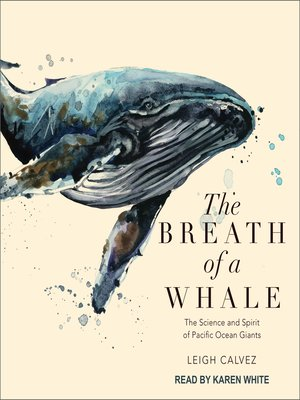 cover image of The Breath of a Whale