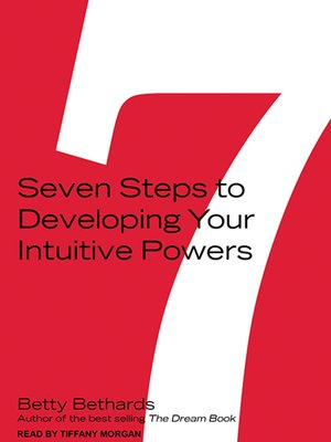 cover image of Seven Steps to Developing Your Intuitive Powers