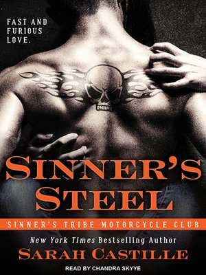 cover image of Sinner's Steel
