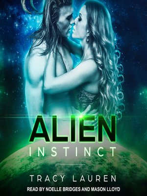 cover image of Alien Instinct