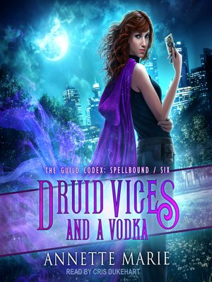 cover image of Druid Vices and a Vodka