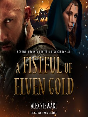 cover image of A Fistful of Elven Gold