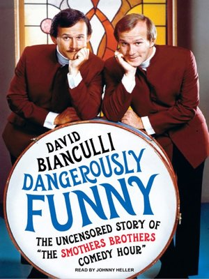 cover image of Dangerously Funny