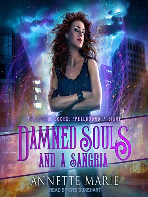 cover image of Damned Souls and a Sangria