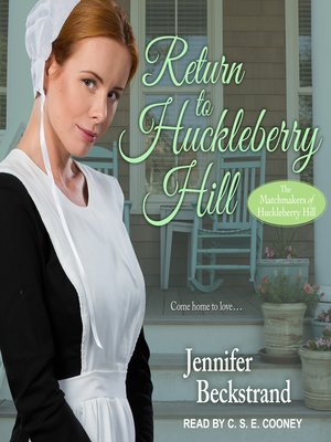 cover image of Return to Huckleberry Hill