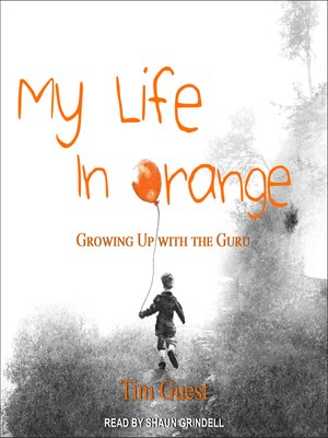 cover image of My Life in Orange