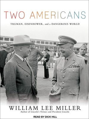 cover image of Two Americans