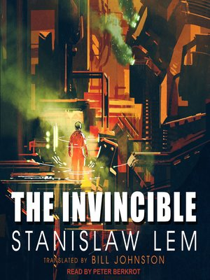 cover image of The Invincible