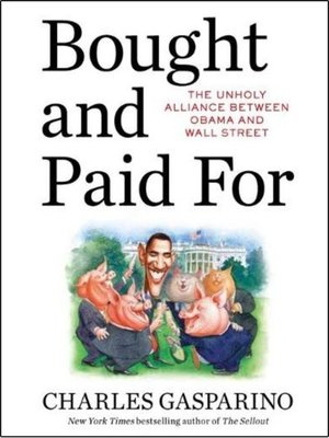 cover image of Bought and Paid For
