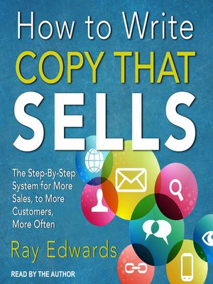 cover image of How to Write Copy That Sells