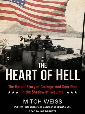 cover image of The Heart of Hell