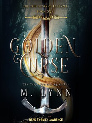 cover image of Golden Curse