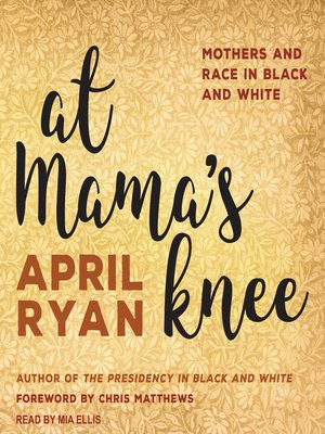 cover image of At Mama's Knee