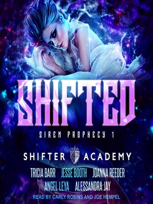 cover image of Shifted--Siren Prophecy 1