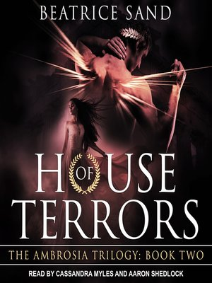 cover image of House of Terrors--Sons of the Olympian Gods