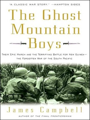 cover image of The Ghost Mountain Boys
