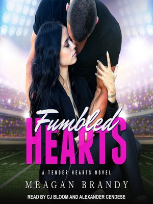 cover image of Fumbled Hearts