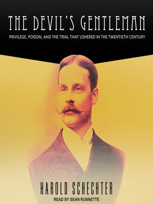 cover image of The Devil's Gentleman