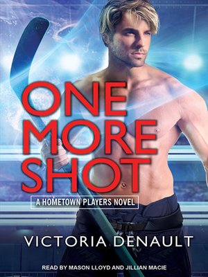 cover image of One More Shot