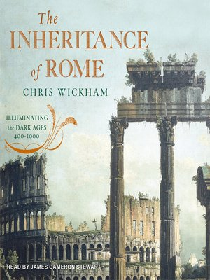 cover image of The Inheritance of Rome