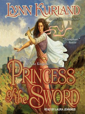 cover image of Princess of the Sword