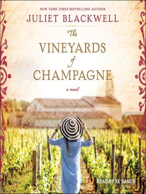 cover image of The Vineyards of Champagne
