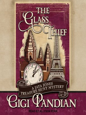 cover image of The Glass Thief