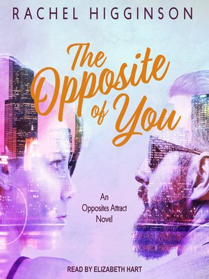 cover image of The Opposite of You