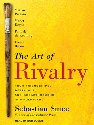 cover image of The Art of Rivalry