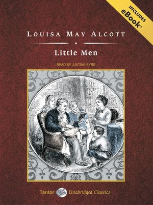 cover image of Little Men
