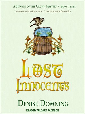 cover image of Lost Innocents