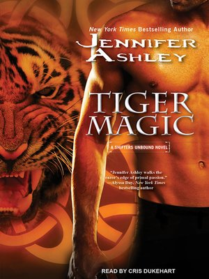 cover image of Tiger Magic