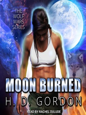 cover image of Moon Burned