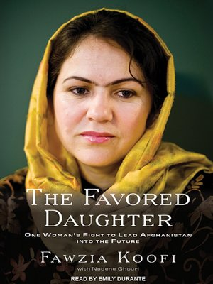cover image of The Favored Daughter