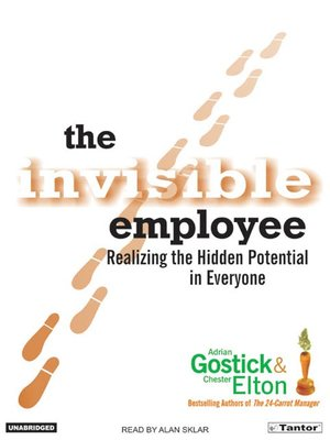 cover image of The Invisible Employee