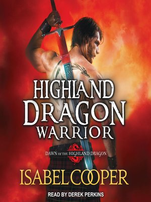 cover image of Highland Dragon Warrior