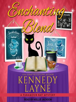 cover image of Enchanting Blend