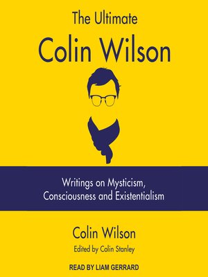 cover image of The Ultimate Colin Wilson