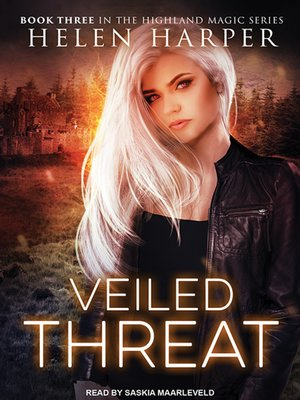 cover image of Veiled Threat