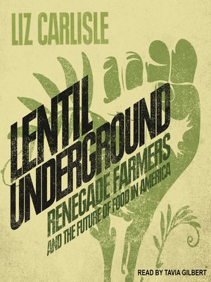 cover image of Lentil Underground