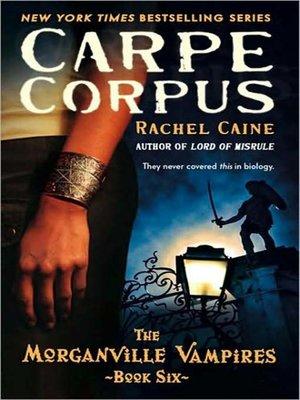 cover image of Carpe Corpus