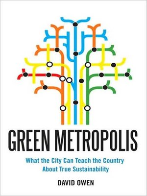 cover image of Green Metropolis