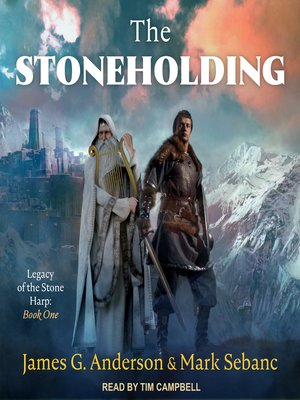 cover image of The Stoneholding